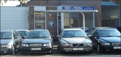 Sheffield & Meredith - Independent Volvo Specialists Leicester